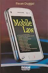 MOBILE LAW 1ST EDITION