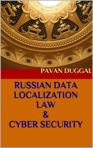 RUSSIAN DATA LOCALIZATION LAW & CYBER