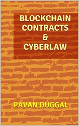 Books written by Pavan Duggal- #Blockchain #Contracts & #Cyberlaw