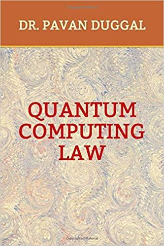 QUANTUM COMPUTING LAW (Paperback)